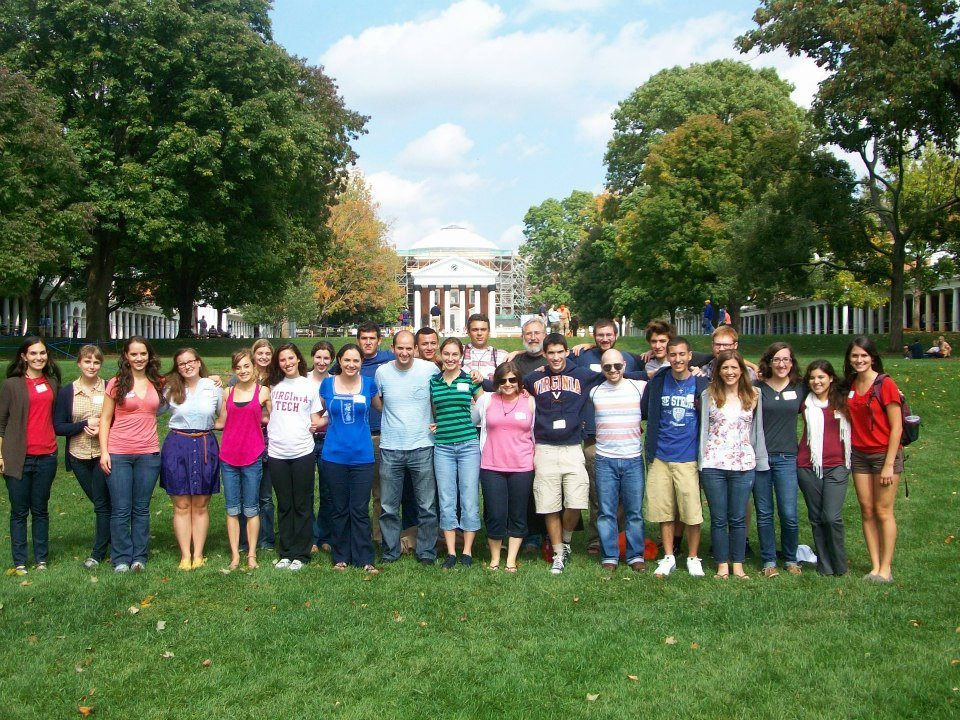 University of Virginia OCF Retreat Fall 2012