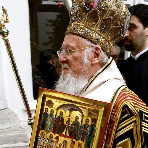 Procession of the Icons on Sunday of Orthodoxy